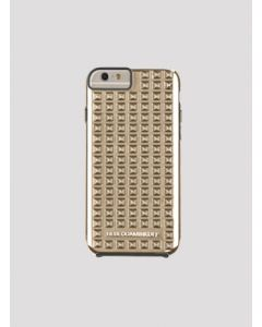 Studded Case Gold