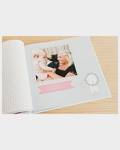 Kids & Mother Photo Book